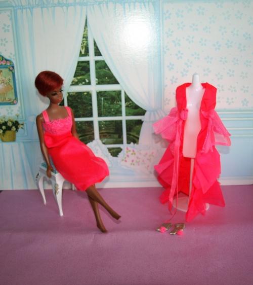 Barbie vintage : Pink Fantasy