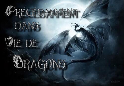 Reine des Mondes T4 : Vie de Sorcière- Précédemment dans Vie de Dragon