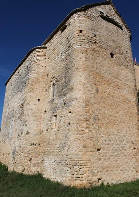 4 Eglise préromane du côté de Villeneuve en A (5)