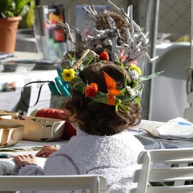 Journée des plantes de Chantilly : les enfants sont à la fête...