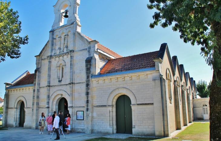 .église Sainte-Madeleine - Châtelaillon-Plage
