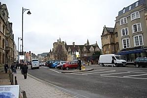 Oxford - Broad Street