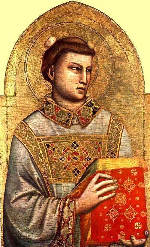 Saint Étienne, Diacre et premier martyr († 35)