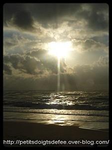 coucher de soleil capbreton