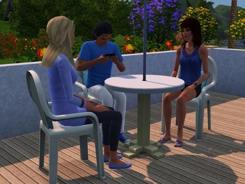 Episode 18 : Trois générations réunies.