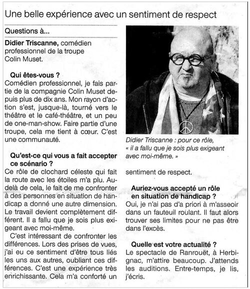 Ouest France 17 mars 2014