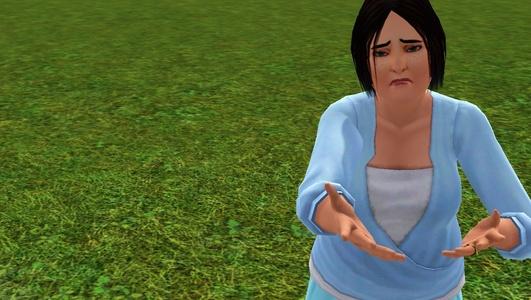 Les grimaces d'Anna