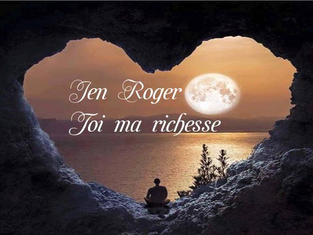 Jen Roger ~♪ Toi ma richesse ♪~
