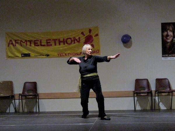 Le Téléthon a eu lieu le 10 décembre à Châtillon sur Seine...