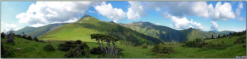 Pic de La Calabasse (2210 m) - Saint-Lary (Couserans) - 09