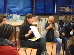 Rencontre avec Laïla Brahimi