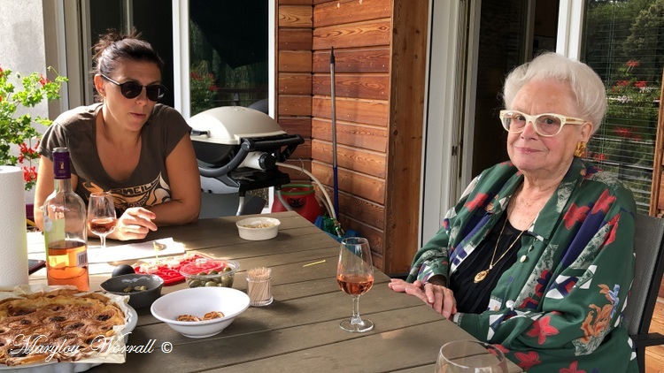 Souffelweyersheim (67) : Visite chez les neveux