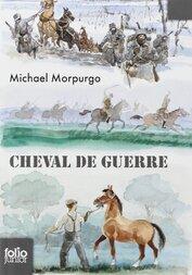 Cheval de guerre de Michael Morpurgo