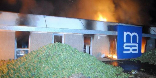 Incendies de bâtiments à Morlaix. L'État dégagé de toute responsabilité (LT630/12/2017)