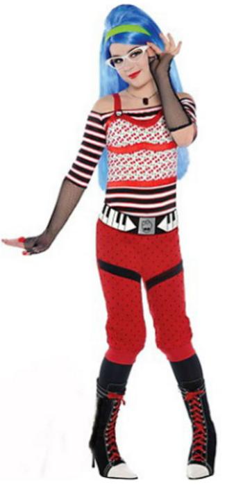 ghoulia costume