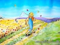 Fiche écriture - Le printemps