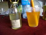 les photos des boissons