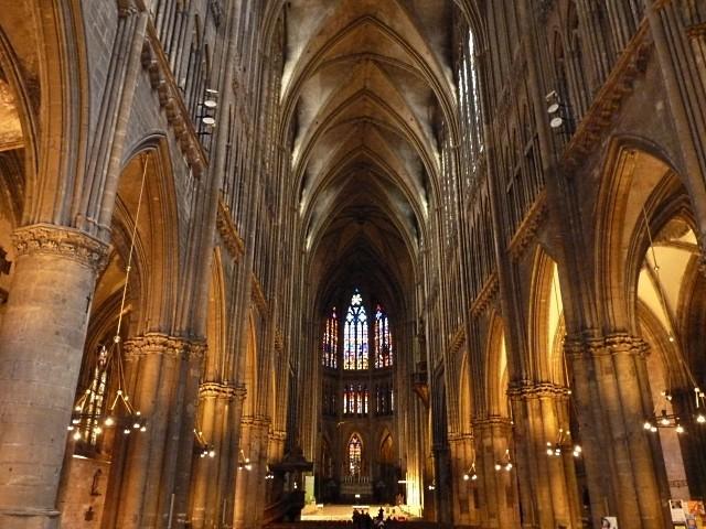 Noël à Metz / La crèche de la cathédrale Saint-Etienne... - Fier de ...