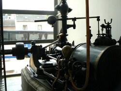 Le musée de la nacre à Méru (Oise)