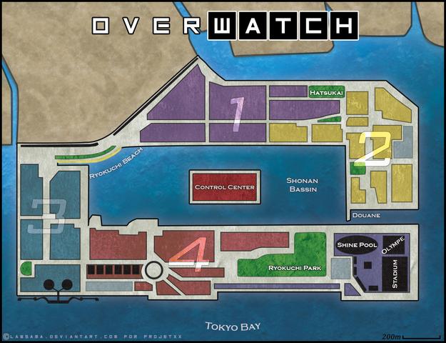 OVERWATCH: La ville-prison
