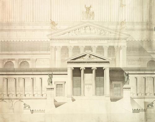 LES BEAUX ARTS - fin de siècle ( XIXè siècle )