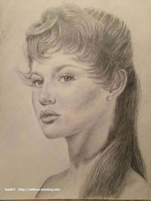 Portrait fini