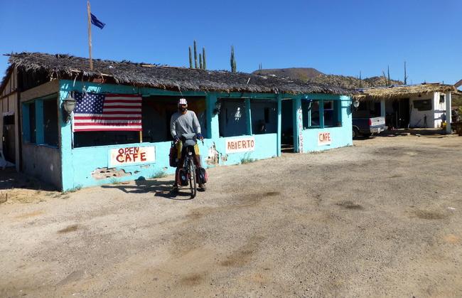 - Baja California.