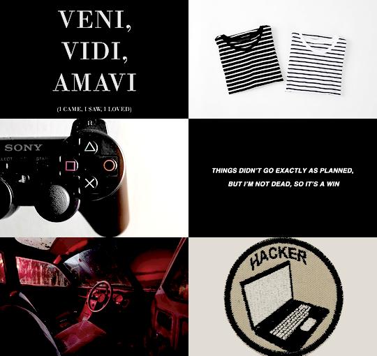 Picspam // Death Note fanfiction