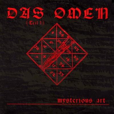 Mysterious Art - Das Omen - 1989