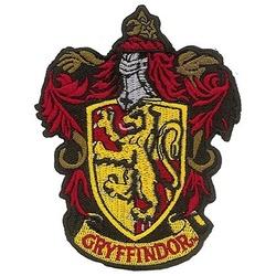 "Des écharpes ""Gryffondor""."