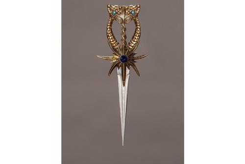 Bracelet et dague d'Ellaria Sand