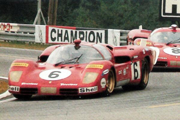 Ferrari 512 S Le Mans 1970