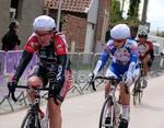 1er Prix cycliste UFOLEP d'Aix les Orchies ( 2èmes, 4èmes cat, minimes, cadets, féminines )
