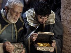 Sages visiter Jésus (Photo)