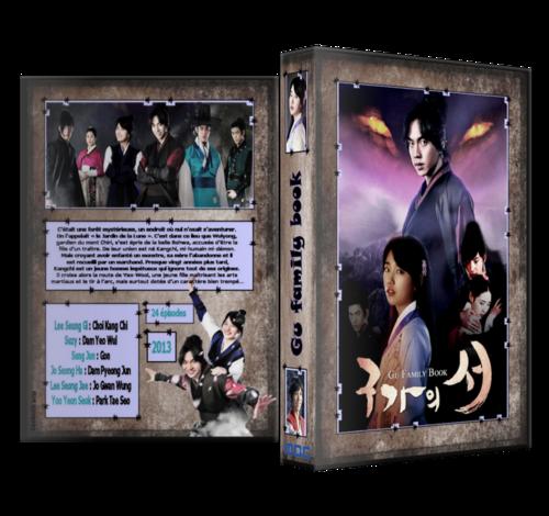 Gu Family Book / 구가의 서