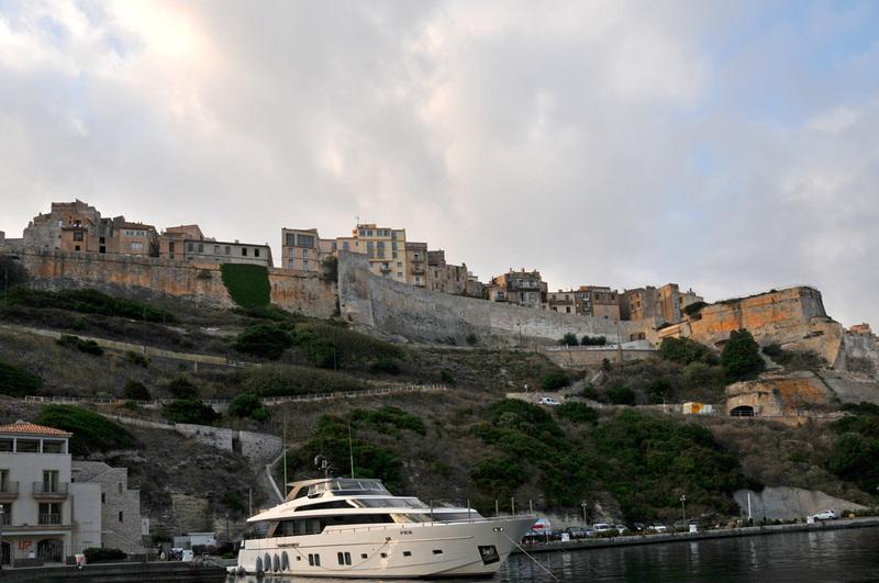 Balade en Corse (16) : Bonifacio (1)