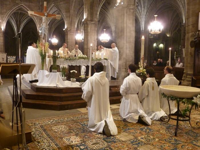 La Semaine et Pâques en images