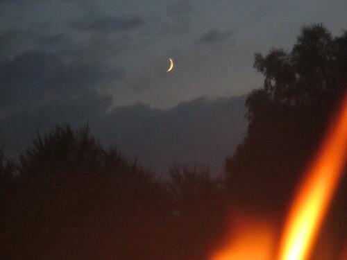 Lumières nocturnes.