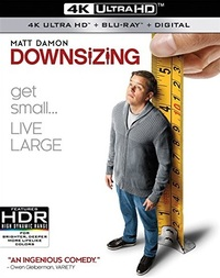 [Test 4K Ultra HD] Downsizing