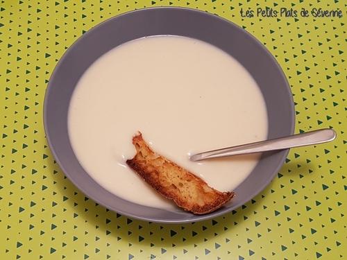 Crème de chou-fleur au Tmix