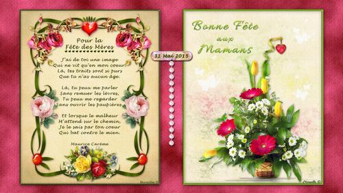 Fond d'Écran pour la Fête des Mères (2)