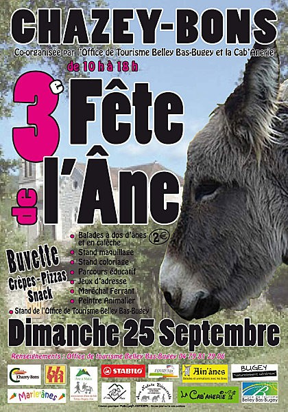 Fête de l'âne septembre 2011