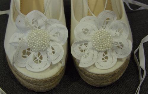 Customisation sur des chaussures
