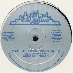 Gene Chandler - I'll Make The Living If You Make The Loving Worthwhile
