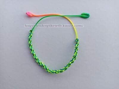 Bracelet Spiral Knot (9)