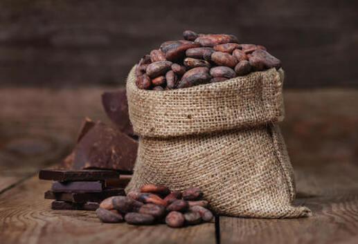 Le chocolat noir a un effet antioxydant