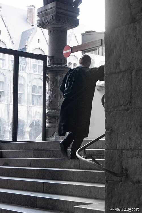 Liège : le palais épiscopal