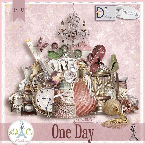 """""""One Day"""" de Paprika et Doudou's D"""