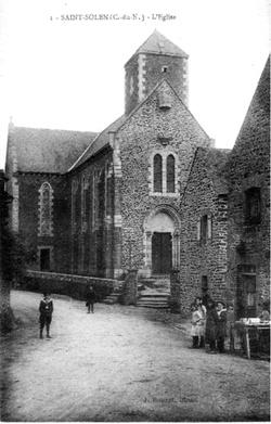 - 1509 -2017. Saint-Solen, son église et sa Foi