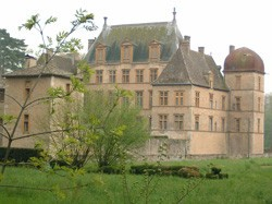 Chateau-Flecheres Vue generale grand